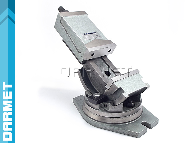 2-way angle machine vise FQU - DARMET