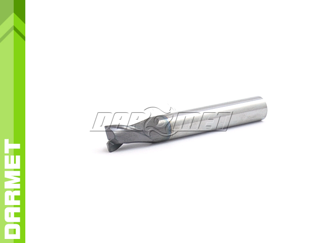 End Mills for General Use, Short, DIN6527 - DARMET
