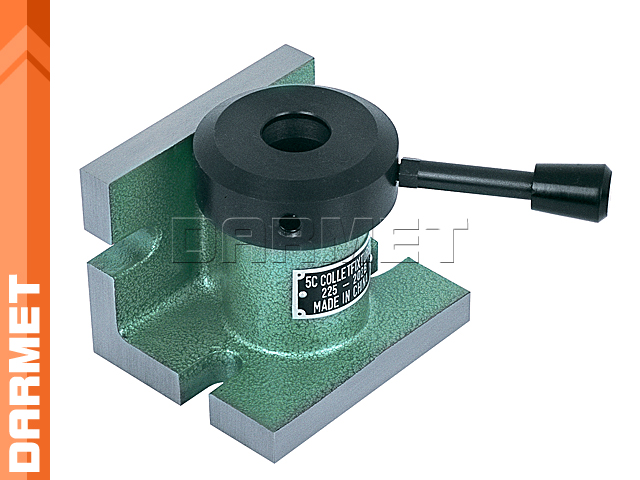 Horizontal & Vertical 5C Collet Holding Fixture (DM-264)