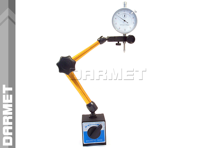 Magnetic Stand with Mechanical Lock (104) - DARMET