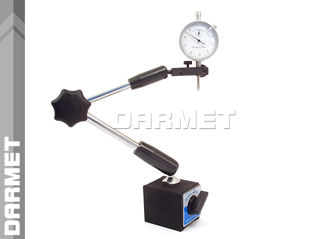 Magnetic Stand with Hydraulic Clamping Arm (201) - DARMET