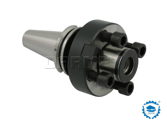 Face Mill Holder Type 2827 A - without trough-hole