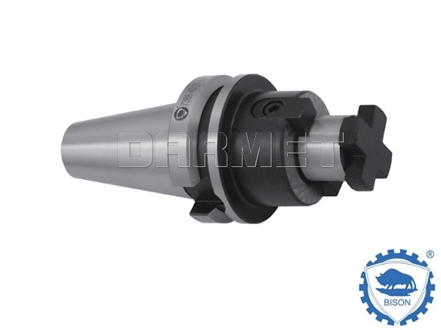 Shell Mill Holder Type 7388 AD+B - with central and side coolant supply