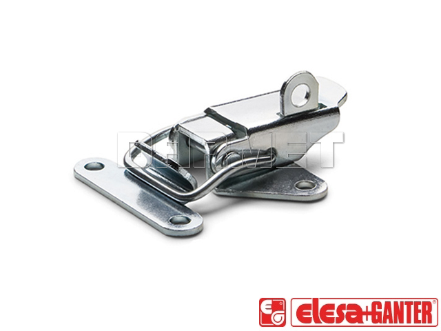Hook clamps TLEL. - clamps with padlock holes